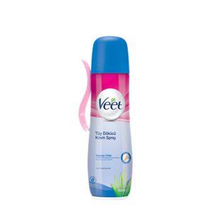 اسپری مو بر ویت (Veet) مناسب پوست های حساس (150ml)