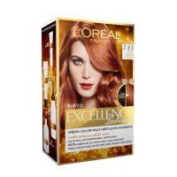 رنگ موی سر لورال - LOREAL شماره 7.43