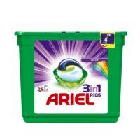 قرص ماشین لباسشویی آریل (Ariel) سه کاره مناسب لباس های رنگی 23 عددی