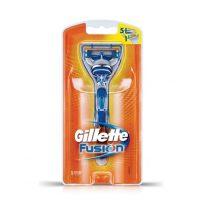 خود تراش ژیلت (Gillette) مدل Fusion + یک تیغ یدک