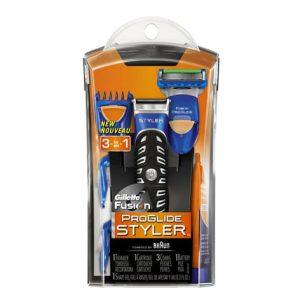 خود تراش ژیلت (Gillette) مدل Fusion PROGLIDE STYLER