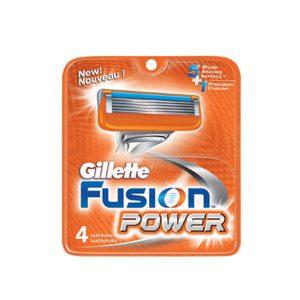 تیغ یدک ژیلت (Gillette) مدل Fusion POWER