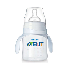شیشه شیر PHILIPS AVENT طرح کلاسیک (125ml)