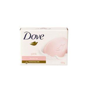 صابون داو (Dove) رایحه گل رز (100gr)