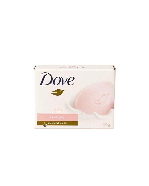 صابون داو - Dove رایحه گل رز با وزن (130gr)