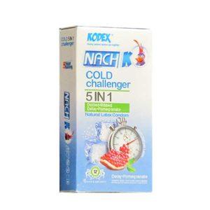 کاندوم Nach KODEX مدل COLD challenger