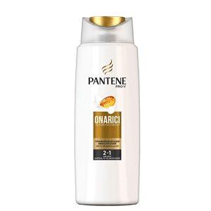 شامپو پنتن (PANTENE) ترمیم کننده موی سر دارای نرم کننده (550ml)