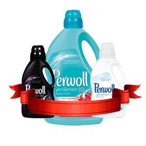 مایع ماشین لباسشویی پروول (Perwoll) رنگی شوی،مشکی شوی، سفید شوی 1 لیتری