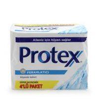 صابون پروتکس - protex حاوی 4 عدد 460 گرمی