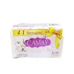 صابون 5 عددی کمی(camay)