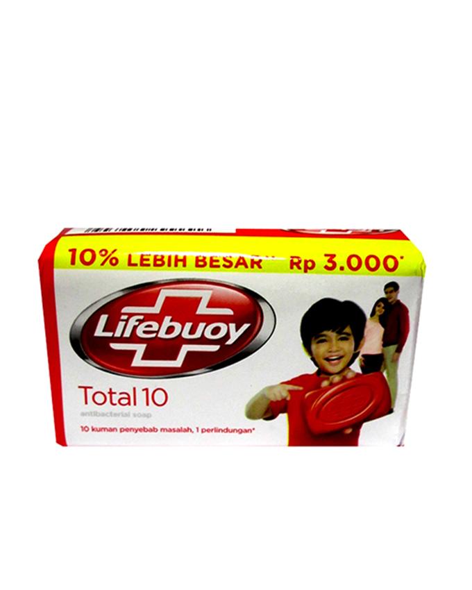 Unilever Total 10 صابون لایف بوی 85 گرم مدل