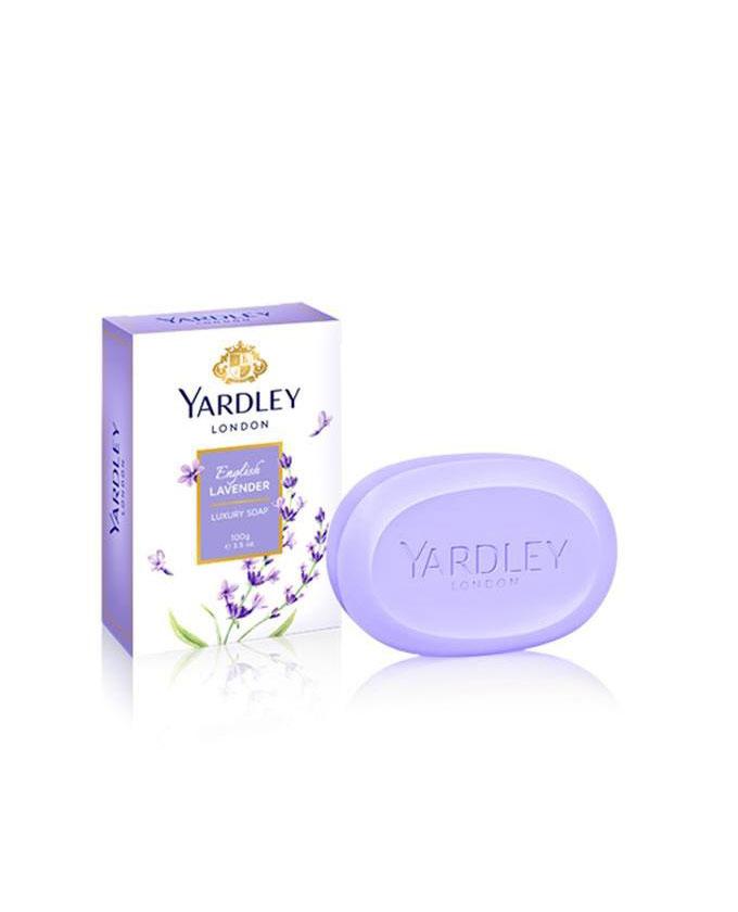 صابون یاردلی رایحه اسطوخودوس  100 گرمی (Yardley)