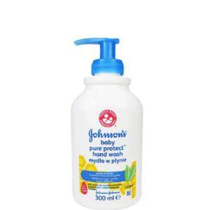 مایع دستشویی کودک جانسون Johnson's حجم 300 میل
