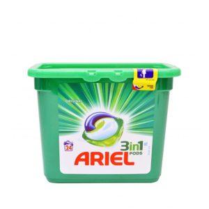 قرص ماشین لباسشویی آریل سه کاره 24 عددی