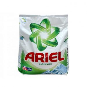 پودر ماشین لباسشویی ARIEL آریل 4.5 کیلو گرمی