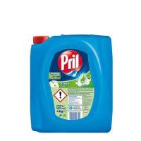 مایع ظرفشویی  پریل با رایحه سیب 4 کیلو گرمی