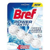خوشبوکننده توالت فرنگی برف Bref مدل توپی سفید کننده تکی