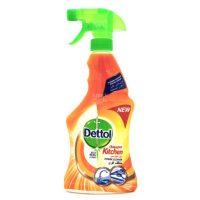 اسپری مخصوص سطوح فلزی دتول با رایحه پرتقال 500 میلی لیتر(Dettol)