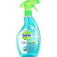 اسپری آنتی باکتریال تمیز کننده سرویس بهداشتی دتول 500 میلی لیتر(Dettol)