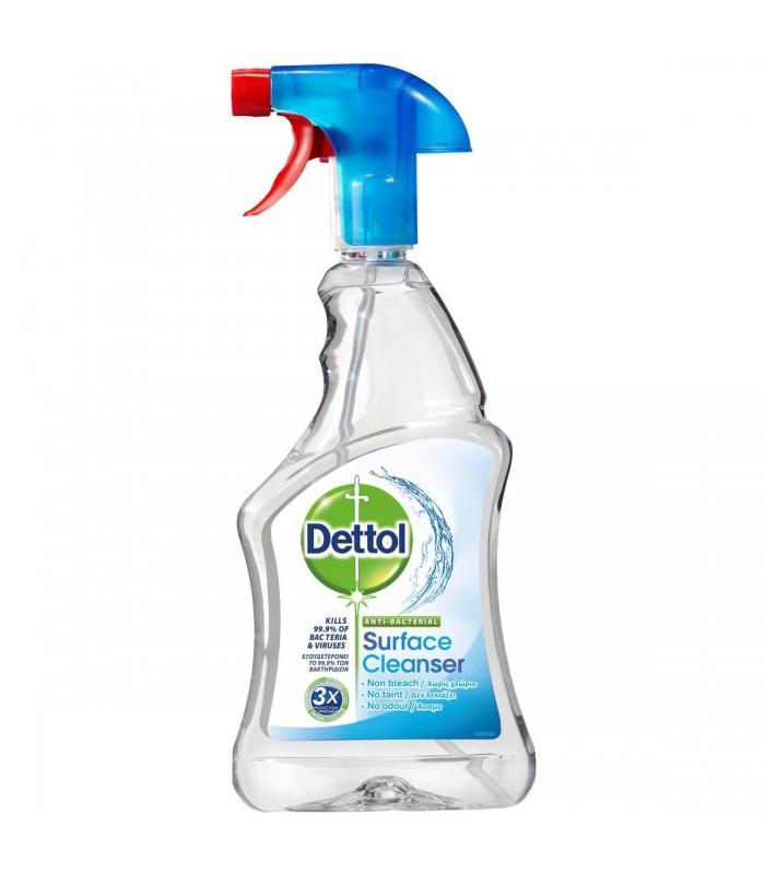 اسپری آنتی باکتریال تمیز کننده سطوح دتول 700 میلی لیتر(Dettol)