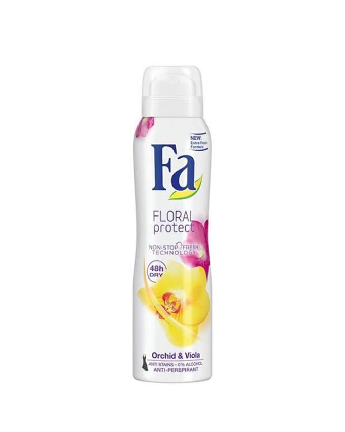 اسپری فا Fa مناسب بانوان با رایحه گل تازه (150ml)