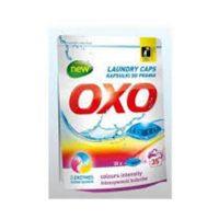 ژل  باشتکی شستشوی لباس 30 عددی اوکسو oxo مخصوص لباس های رنگی