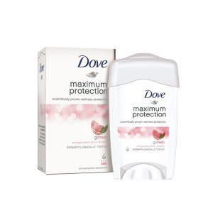 دئودورانت داو Dove مدل Go Fresh با رایحه انار