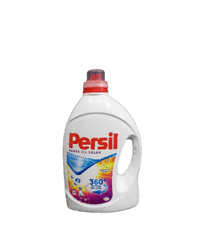 ژل ماشین لباسشویی پرسیل (Persil) 2.3 لیتری مخصوص لباس های رنگی