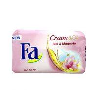 صابون فا (FA) رایحه ابریشم و گل ماگنولیا 175 گرمی