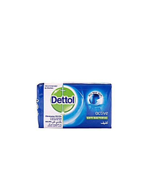 صابون آنتی باکتریال دتول - Dettol با وزن 165 گرمی