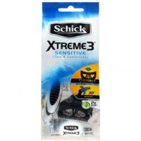 خودتراش شیک (Schick) 10 عددی مدل Xtreme3