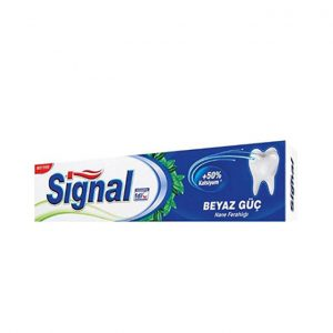 خمیر دندان سیگنال Signal با طعم نعنا(100 میلی گرم)