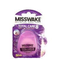 نخ دندان میسویک - MISSSWAKE مدل TOTAL CARE 8