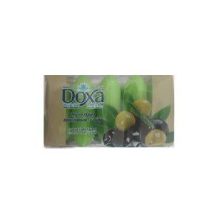 صابون 5 عددی دوکسا (DOXA) با رایحه زیتون 300 گرمی