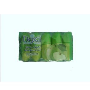 صابون 5 عددی دوکسا (DOXA) با رایحه سیب 300 گرمی