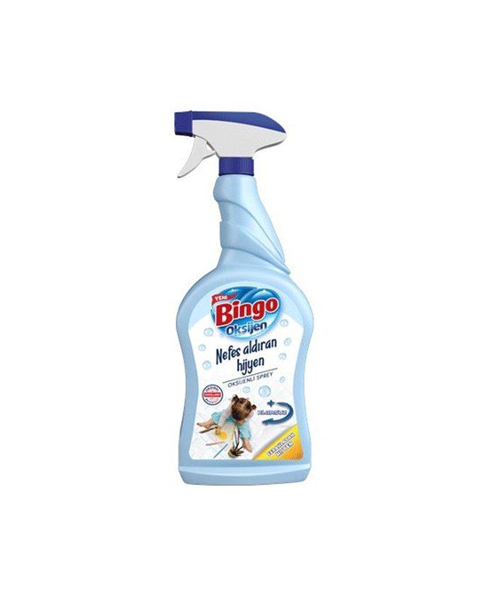 اسپری تمیزکننده همه کاره بینگو – Bingo با حجم 750ml
