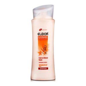 شامپو موهای خشک و ضعیف الیدور (ELIDOR) 600ml
