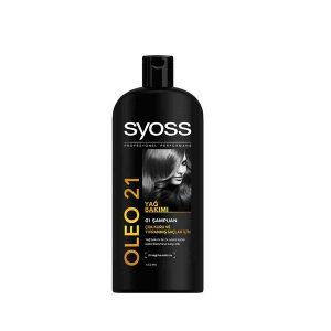 شامپو سر سایوس الئو 21 (SYOSS)(550ml)