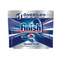 قرص ماشین ظرفشویی فینیش - finish مدل کوانتوم 15عددی