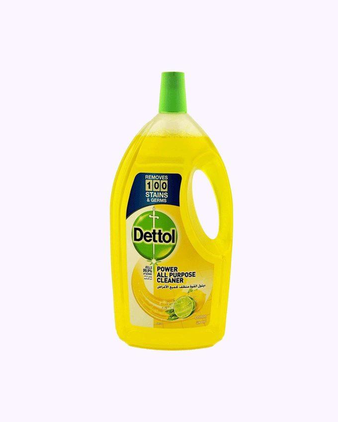مایع کف شور دتول (Dettol) رایحه لیمو (1000ml)