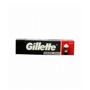 خمیر اصلاح ریش ژیلت مدل Gillette Regular