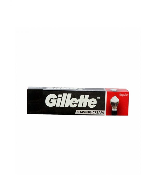 خمیر اصلاح ریش ژیلت - Gillette مدل Regular