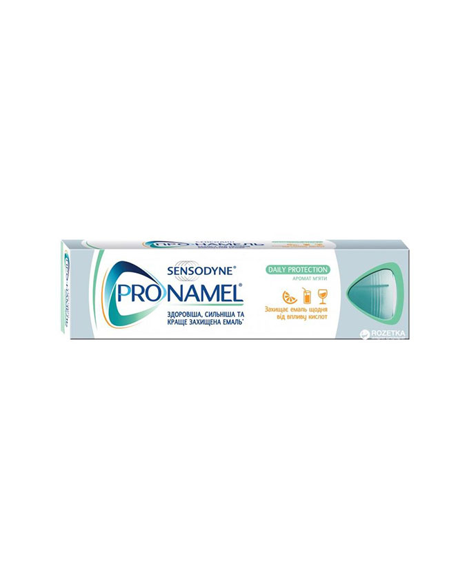خمیر دندان ضد حساسیت 75 میلی سنسوداین SENSODYNE مدل پرونمل PRONAMEL