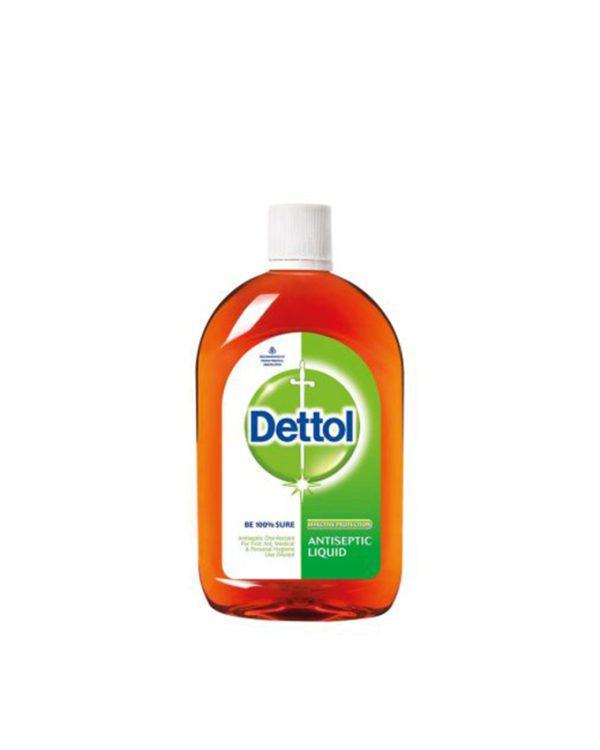 محلول ضدعفونی کننده دتول - Dettol مدل کلاسیک (550ml)
