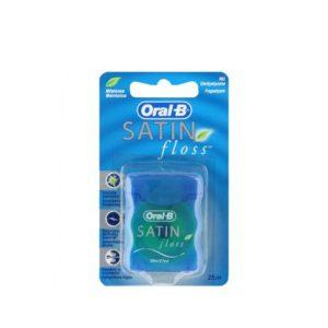 نخ دندان اورال بی ساتین (Oral-B) مدل SATIN floss