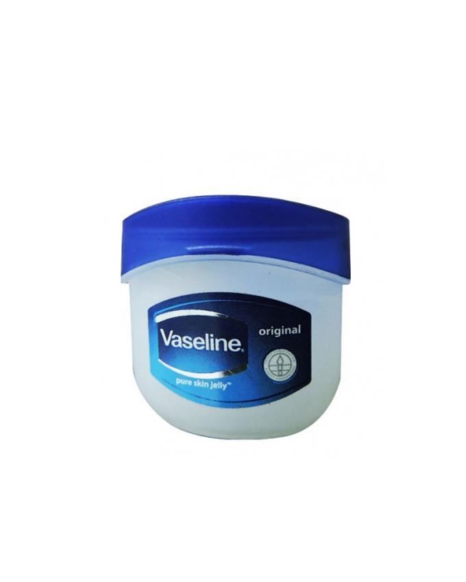 وازلین مرطوب کننده مسافرتی Vaseline Original pure skin Jelly 7g