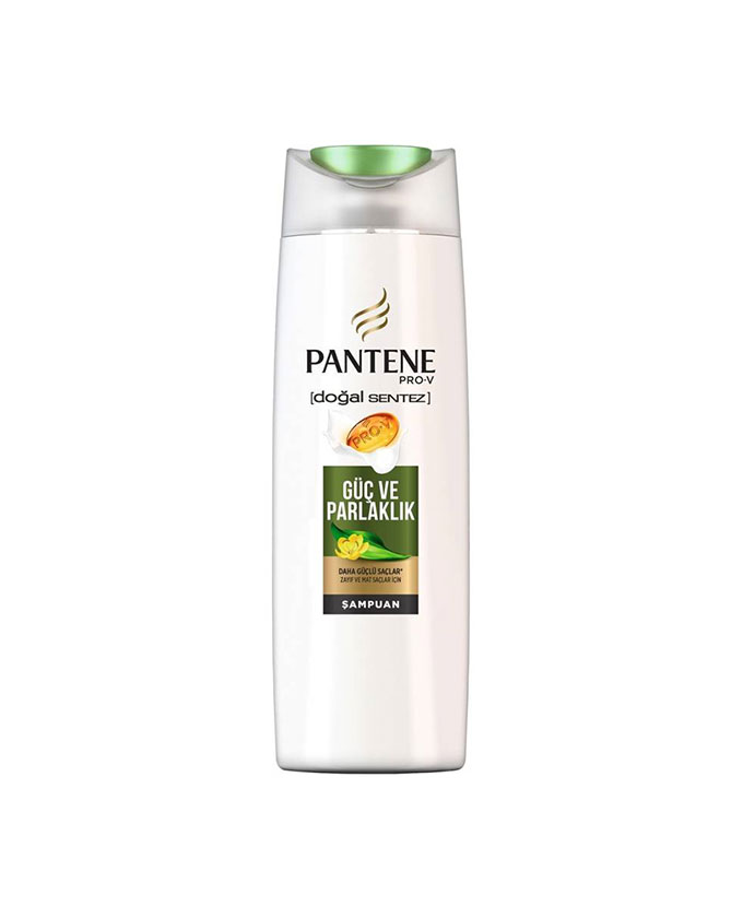 شامپو پنتن PANTENE مناسب موهای ضعیف و شکننده 500ml