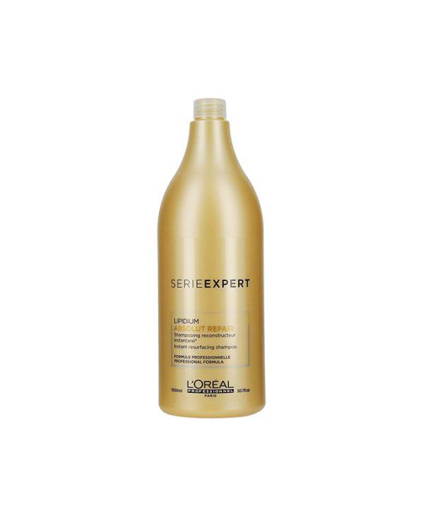 شامپو بازسازی کننده موی سر لورآل در حجم 1500 میلی لیتر SERIEEXPERT