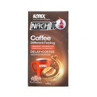 کاندوم ناچ کودکس Nach KODEX مدل Coffee
