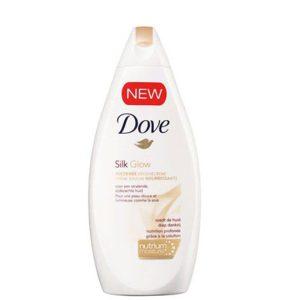 شامپو بدن کرمی داو Dove با عصاره ابریشم (500ml)